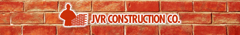 Logo -  JVR Constuction Co.
